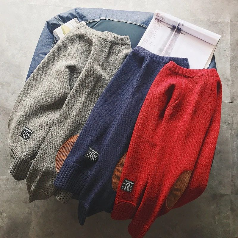 2021 Casual Trendy Pullover For Men's